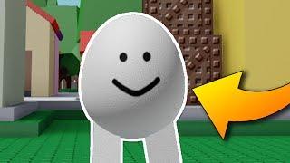 I AM an EGG! 😂😂 Roblox Egg Simulator