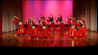 Shahrizoda Oynasun Spring 2013 Showcase