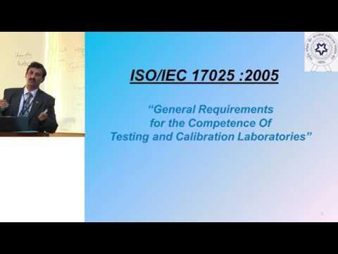 ILSI India  Compliance of ISO  17025 in Food Testing Lab Mr  N Venkateswaran