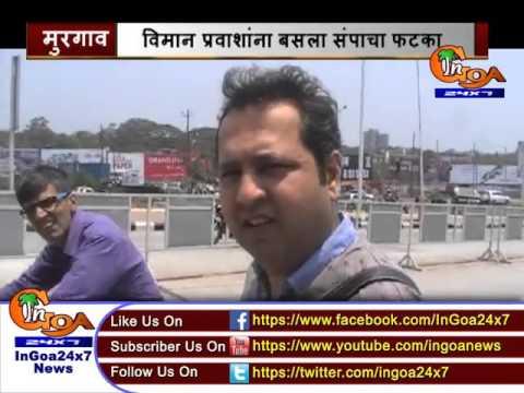 All Goa Tourist Taxi Strike