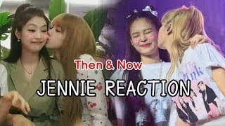 JENLISA | Jennie Reaction ❣