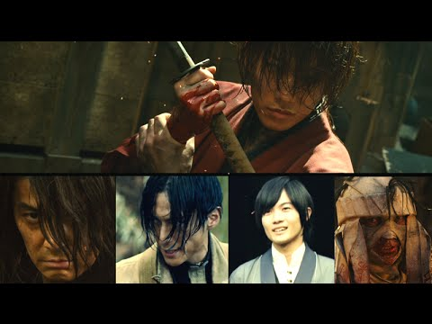 4 ฉากดวลดาบขนเทพแหงโคตรซามไร Scoop Rurouni Kenshin 3