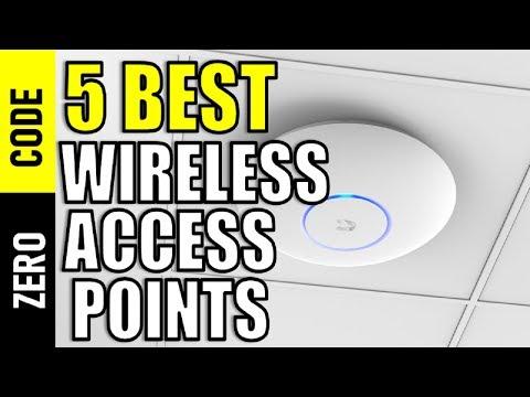 ☑️-wireless-access-point:-best-wireless-access-point-2019- -top-5-wireless-access-point