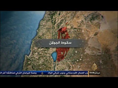 الجزيرة || وثائقي - الصندوق الأسود - بيع الجولان للكيان الصهيوني