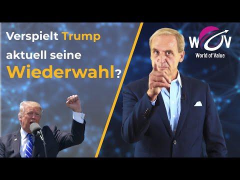 Verspielt Trump seine Wiederwahl?   Florian Homm