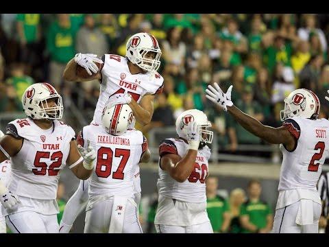 Utah vs Oregon 2015