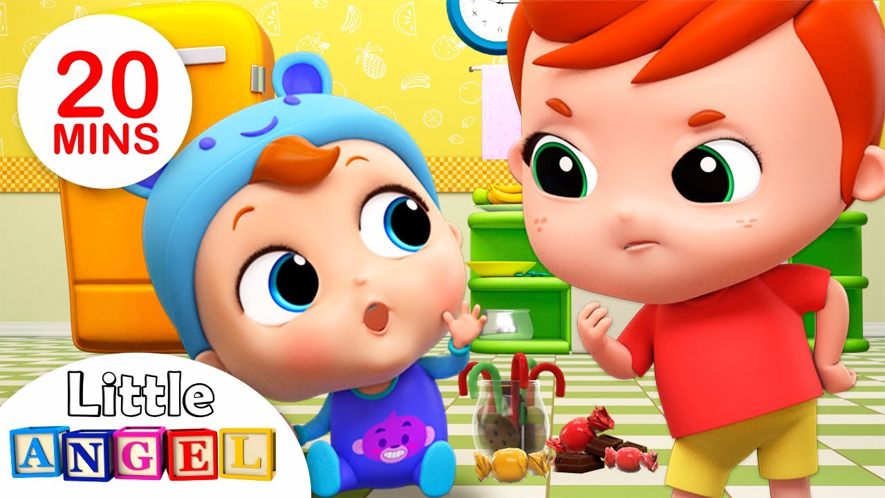Johny Johny Yes Papa Song (Baby Version) |+More Nursery Rhymes & Kids Songs by Little Angel