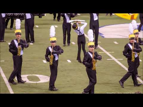 Fishers HIgh School Marching Tiger Band semi state spirit video