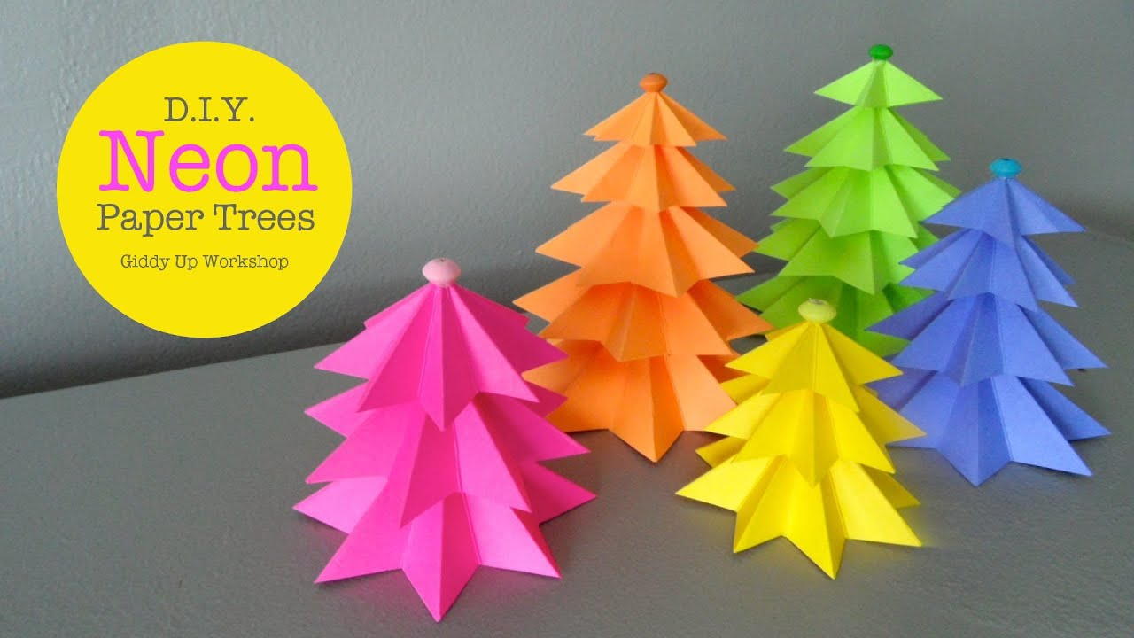 How to make a christmas decoration out of paper - How To Make A Christmas Decoration Out Of Paper 38