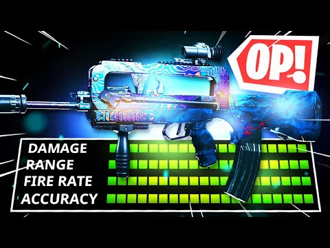 NEW *SINGLE FIRE* FAMAS is OVERPOWERED in Warzone.. 🤯