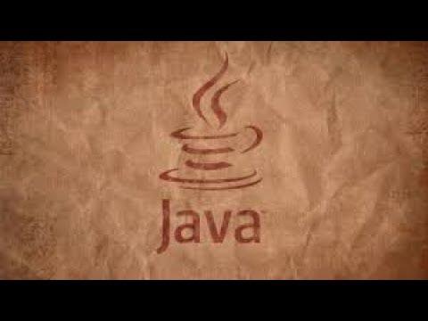 Hello World - Java Programming Tutorial thumbnail