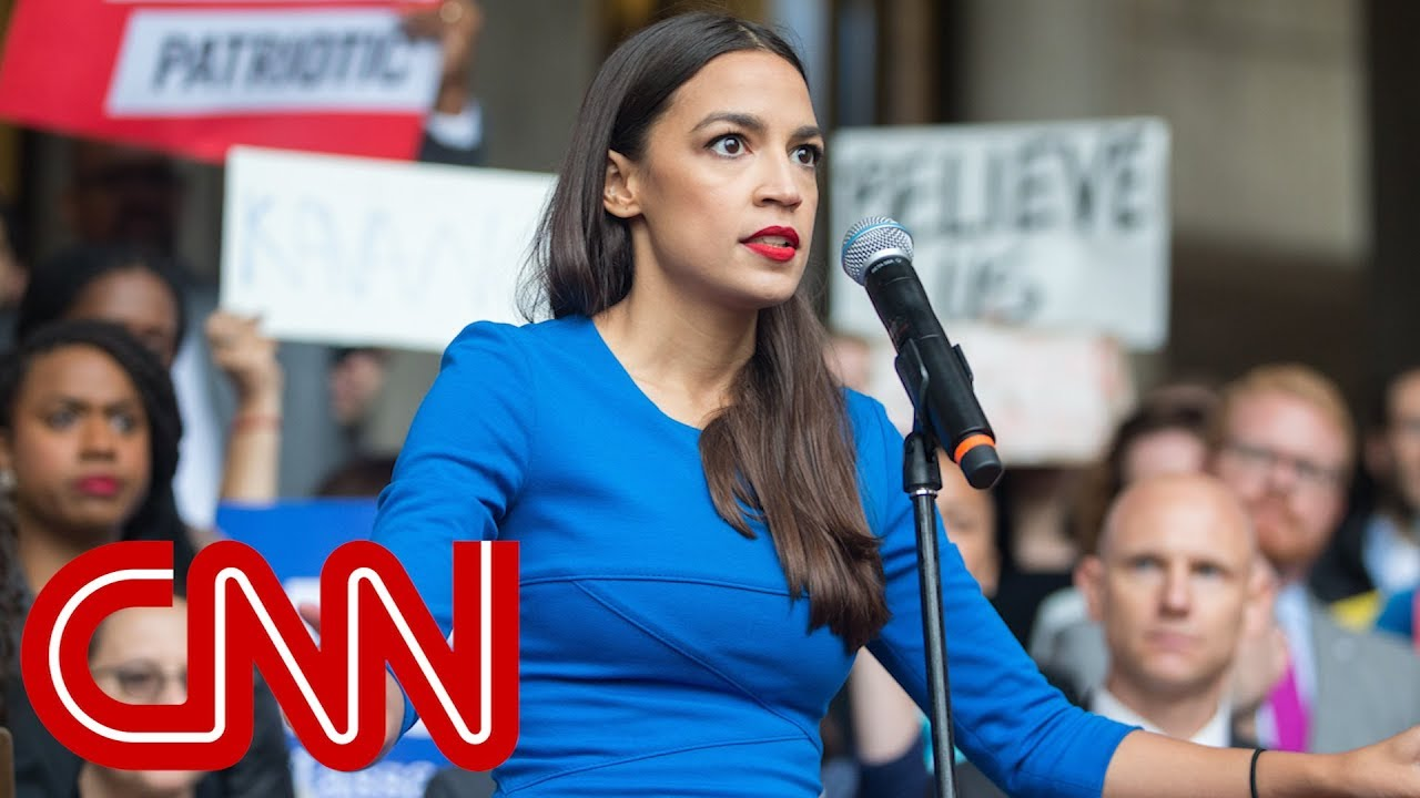 Ocasio-Cortez fires back at ex-Democrat: New party, who dis?