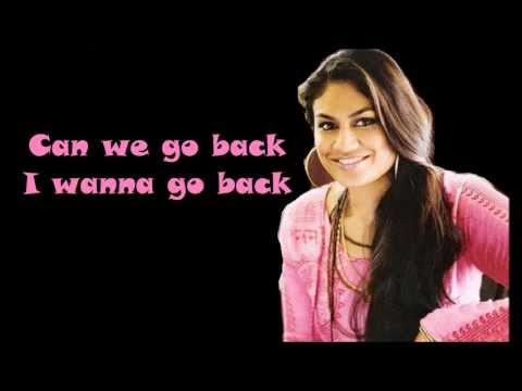 Can We Go Back - Aaradhna (Lyrics)