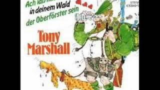 Tony Marshall - Ach lass mich doch in deinem Wald...
