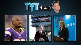 Troops To Liberia, Baghdad Bombing, GM Switches & Sperm Donor Death | TYT140 (September 16, 2014)