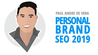 Personal Brand SEO | How To Put Yourself On Google Search with Personal Branding SEO | Personal SEO