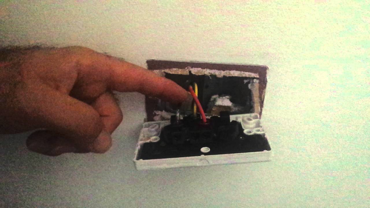 electrical wiring diagram light switch goodman aruf air handler how to wire a power point - youtube