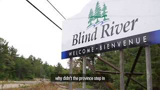 The problem with Blind River