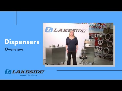 Lakeside Dispensers Overview