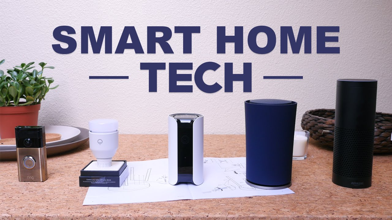 my favorite 39 smart home 39 tech of 2015 youtube. Black Bedroom Furniture Sets. Home Design Ideas