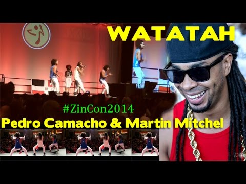 Watatah Live with Pedro Camacho & Martin Mitchel (Zumba Convention 2014)