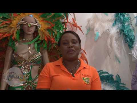 Road to Parade - Adults - 2017 St. Maarten Carnival