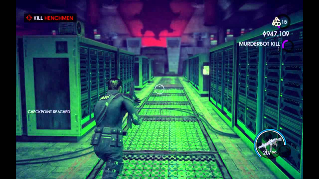 Download Saints Row IV: Walkthrough From Asha with Love