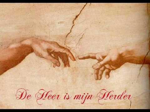 psalm 23, de heer is mijn herder - youtube
