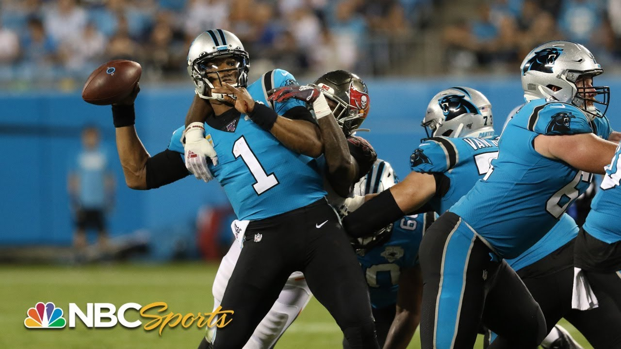 Breaking down what's wrong with the Carolina Panthers' offense | NBC Sports