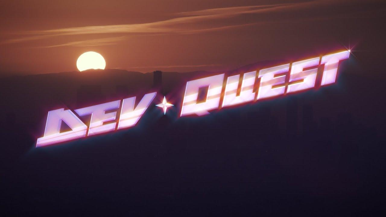 #DevQuest – Full Trailer