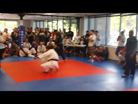 Daniel Camarillo Judo Super Fight
