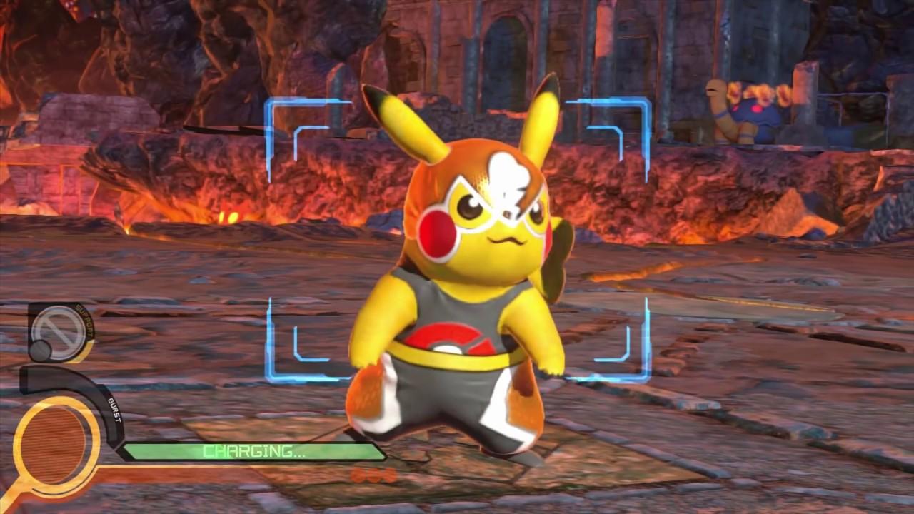 Pokemon cum game