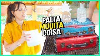 DIÁRIO DE DECORAÇÃO#1- DECORANDO A SALA