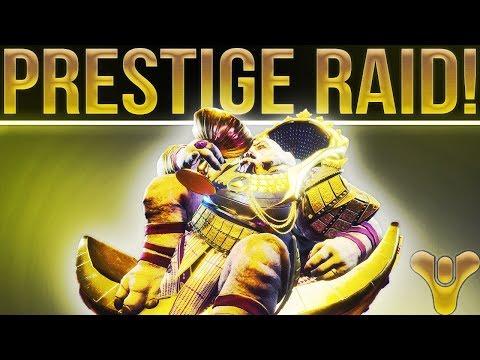 🔴 LIVE! Destiny 2 Leviathan Prestige Mode Raid! (Clean 70 Minute Run. Normal For fun After)