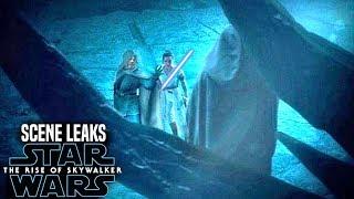 The Rise Of Skywalker Scene Leaks WARNING (Star Wars Episode 9)