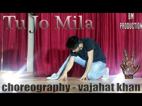 Tu Jo Mila (bajrangi bhaijaan) || vajahat khan choreography || birthday special ||