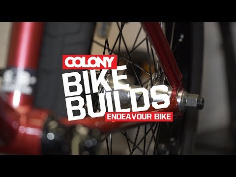 Unboxing & build of a 2018 Colony Endeavour complete bike in the Red / Polished colourway. Available now across the globe. More info on the Colony ...