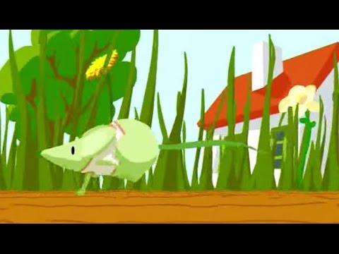 Une souris verte - KARAOKÉ (Paroles & Musique) - Comptines & Berceuses