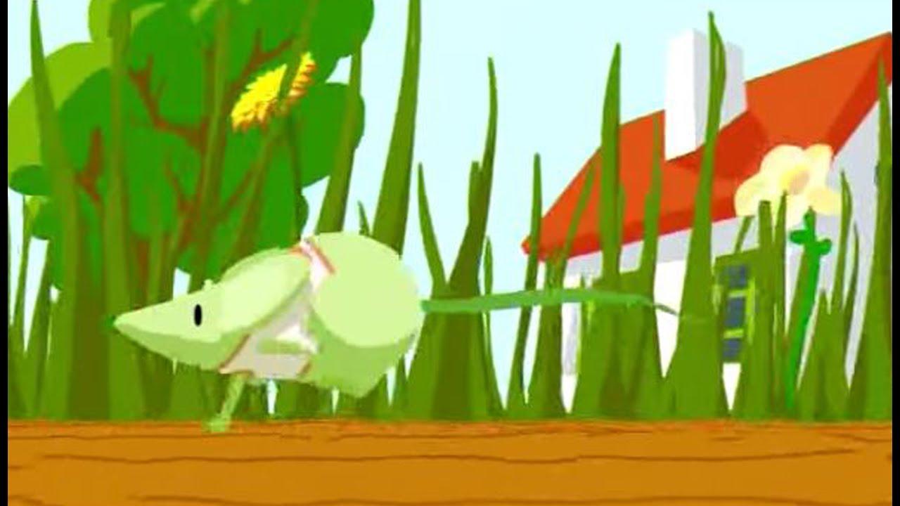 Une souris verte karaok paroles musique comptines berceuses youtube - Une souris verte singe ...