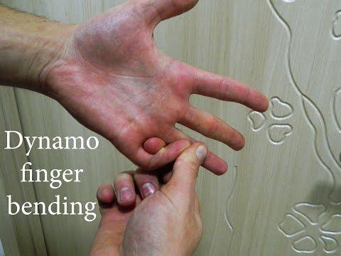 САМЫЙ ЭФФЕКТНЫЙ ФОКУС С ПАЛЬЦЕМ Dynamo finger bending ОБУЧЕНИЕ ФОКУСАМ