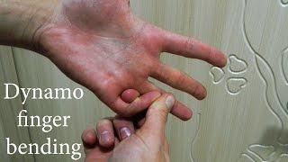САМЫЙ ЭФФЕКТНЫЙ ФОКУС С ПАЛЬЦЕМ Dynamo finger bending (ОБУЧЕНИЕ ФОКУСАМ)