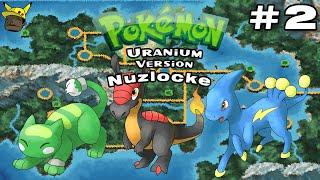 Pokemon Uranium Nuzlocke w/TTarantox | Part 2