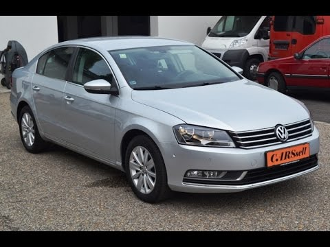 vw passat comfortline bmt 1 6 tdi business youtube. Black Bedroom Furniture Sets. Home Design Ideas