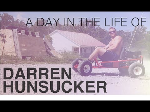 A Day in the Life of Darren Hunsucker - CrossFit Mayhem Freedom Team Member