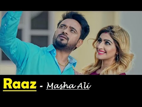 Raaz Masha Ali (Full Song) Lyrical Video Song - Latest Punjabi Song 2017