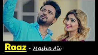 Raaz Masha Ali (Full Song) Lyrical Video Song - Latest Punjabi Song 2017