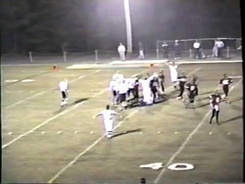 Monroe Academy vs George Walton Football 1994