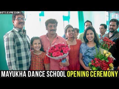 Uttej's Mayukha Dance School Opening...
