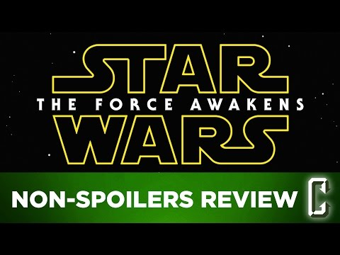 Star Wars: The Force Awakens Review - No Spoilers