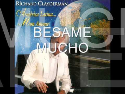 AMERICA LATINA...MON AMOUR - RICHARD CLAYDERMAN